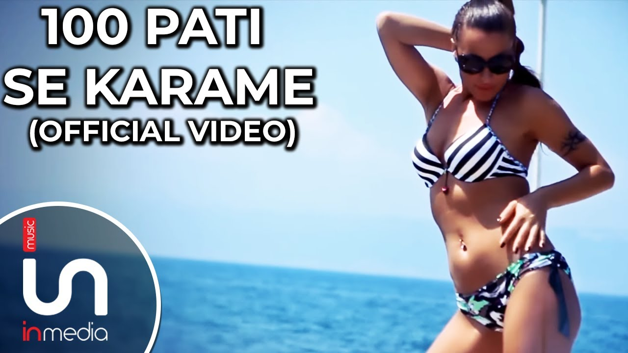 Suzana Gavazova & Alegro - 100 pati se karame (Official Video)