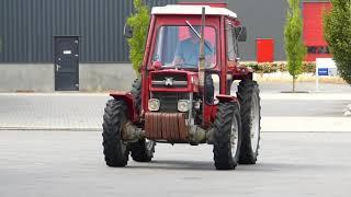 Lot: 169-0046 Massey-Ferguson 135 4WD