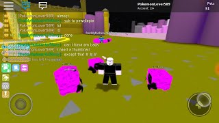 TESTING OUT 4 DARK MATTER DOMINUS HUGES Roblox