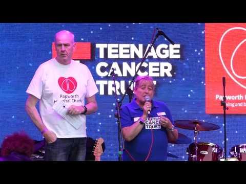 BEGFEST 17 - Teenage Cancer Trust