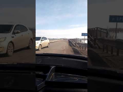 Дорога в Новоузенск. 27.03.19