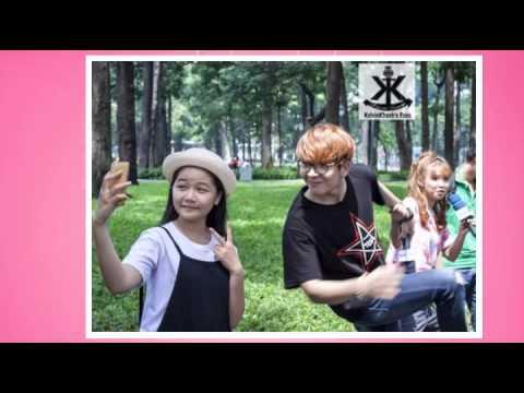 Cặp đôi bá đạo - Khởi My  Kelvin Khánh