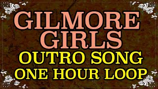 """Gilmore Girls Outro Music """"Fast Jeep Ride"""" - 1 Hour Loop - (original music by Sam Phillips) -"""
