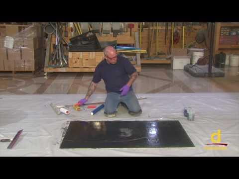 Designer Epoxy Coatings for Garage Floors and Basements