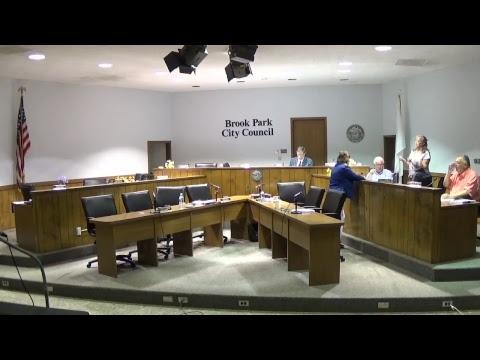 Brook Park Caucus Meeting 06/27/2017