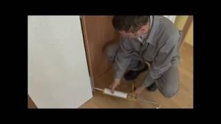Invado - jak namontovat dveře
