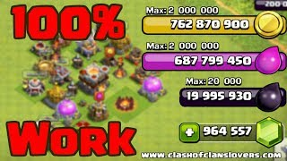 COC Private Server 2018   Clash of clans free coins and gems   clash of clans android and ios