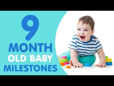 9 Months Old Baby Milestones