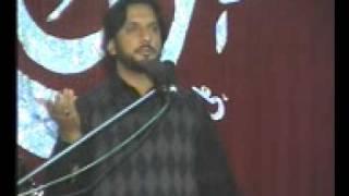 Zakir Iqbal Hussain Shah Bajar 2012