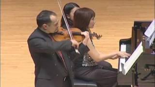 Antonin Dvořák Four Romantic Pieces For Violin And Piano, Op 75  No 1
