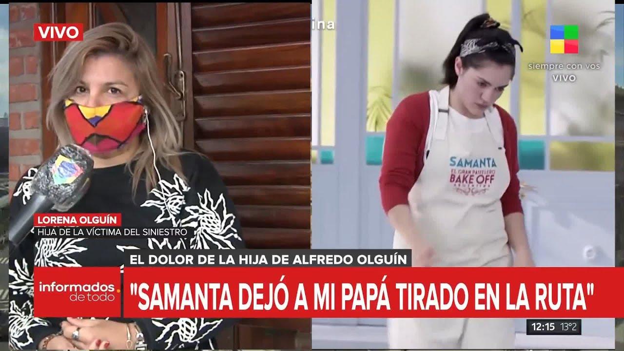 Escandalo En Bake Off La Polemica Detras De Samanta El Destape