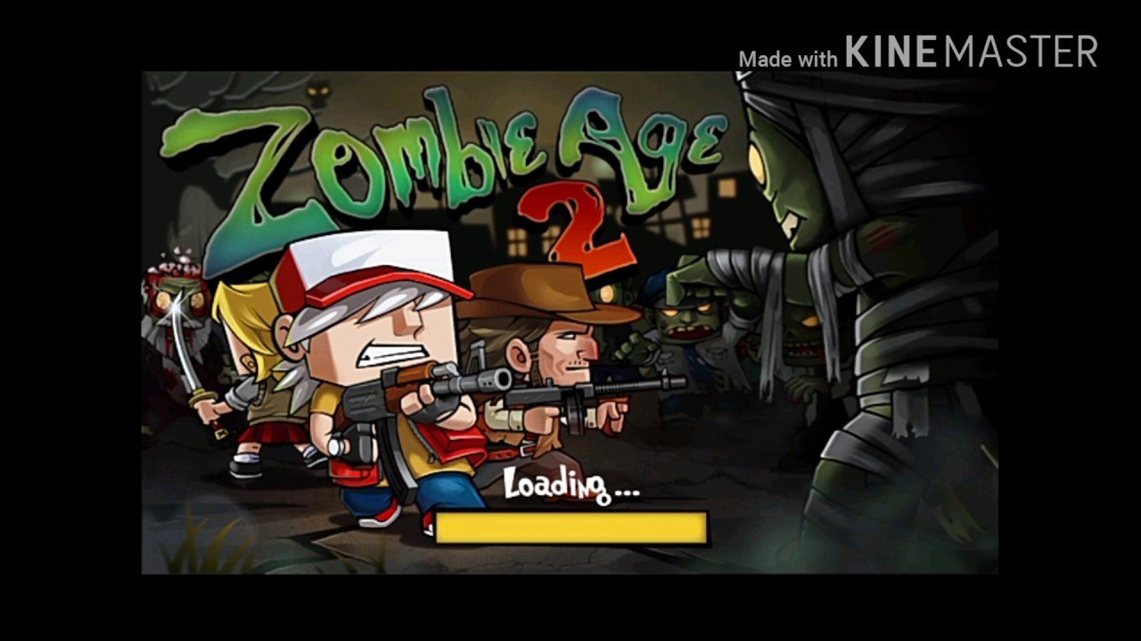 Top 5 Juegos De Zombies En 2d En Android Youtube