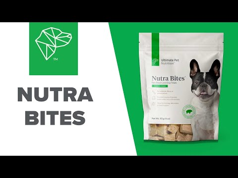 Nutra Bites | Freeze Dried Dog Treats | Ultimate Pet Nutrition