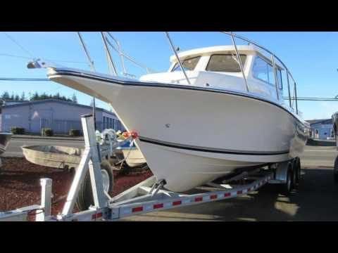 New 2017 Defiance 270 Admiral EX Boat For Sale near Portland and Eugene, OR,