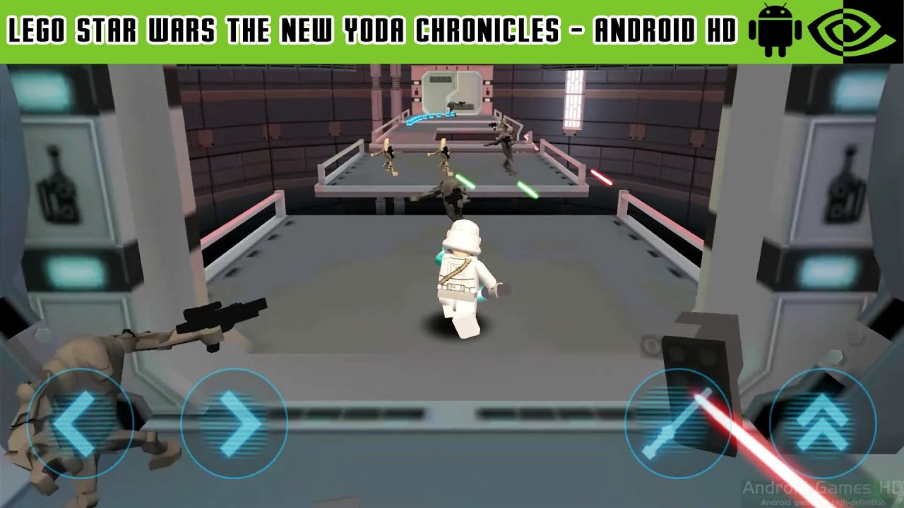 LEGO Star Wars: The Complete Saga Hack and Cheats