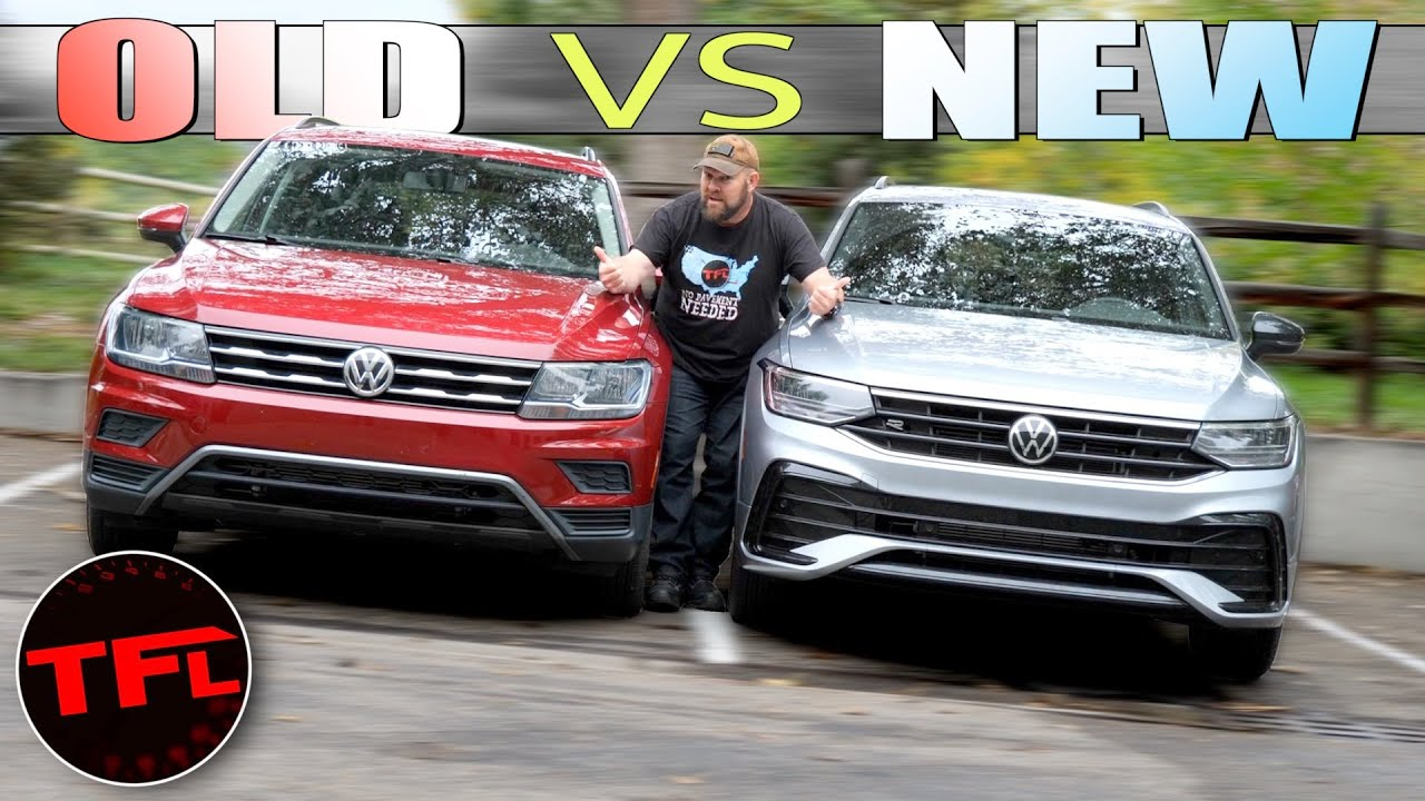 Download Did Volkswagen Knock The 2022 Tiguan Out Of The Park, Or Does Its Best-Selling Crossover Need More?