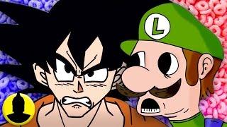 Dragon Ball Z, Mario Bros. & More! - Saturday Morning Cartoons! @ChannelFred
