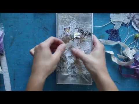 видео: ШОКОЛАДНИЦА своими руками.Декор обложки.