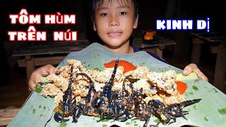 Bọ Cạp Chiên Giòn KFC | Đặc Sản Của Sang Vlog