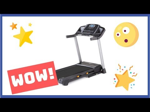 �� NordicTrack T 6.5S Treadmill Review