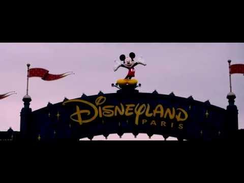 Disneyland Paris 2017 Cinematic Movie