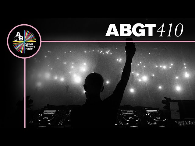 Group Therapy 410 with Above & Beyond and Steve Brian