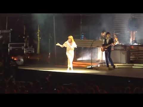 Florence + the Machine  Cosmic Love, Harveys Outdoor Theater Lake Tahoe