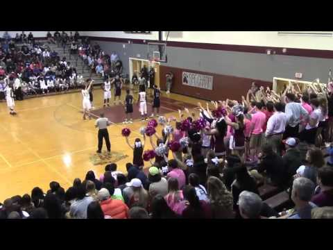 Jordan McKenzie vs Hickory Ridge Playoffs
