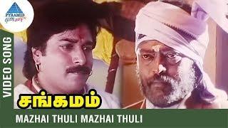 Hariharan Hit Song | Mazhai Thuli Mannil Sangamam | AR Rahman | Hariharan | MSV | சங்கமம்