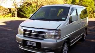 1997 Nissan Elgrand $Cash4Cars$Cash4Cars$ ** SOLD