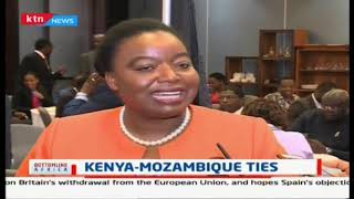 Kenya and Mozambique residents to move freely as the starting point of trade  among the countries