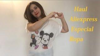 Haul Aliexpress (Especial Ropa)
