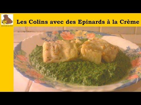 les-colins-avec-des-épinards-à-la-crème-(recette-facile-et-rapide)-hd