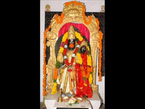 Sri Hanumath Bhujanga Stotram