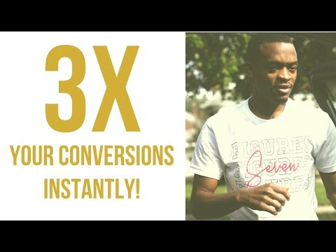 CPA Marketing Training: 3X Your Affiliate Conversions With This Strategy! (GOLD) thumbnail