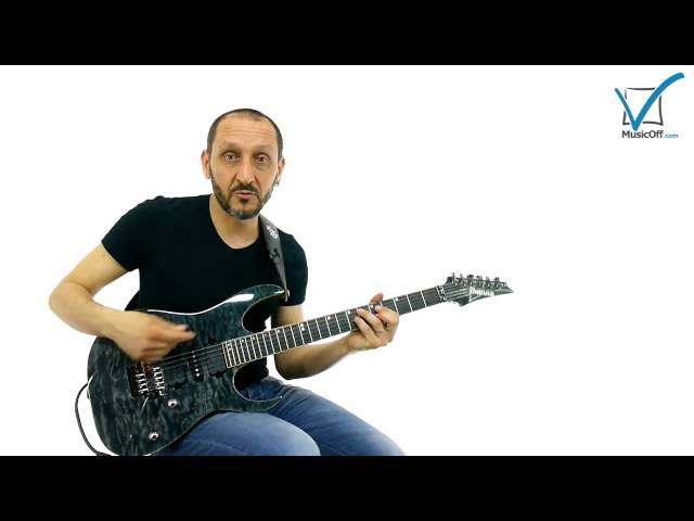 1 Scale pentatoniche con William Stravato   Corso di chitarra MusicOff