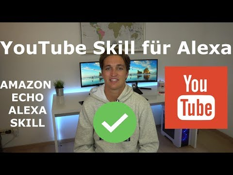 YouTube Skill für Amazon Echo (Alexa) erstellen, Tutorial - Venix [DEUTSCH]