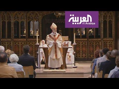 محمد بن سلمان يلتقي كبير أساقفة الكنيسة في بريطانيا  - 22:22-2018 / 3 / 7