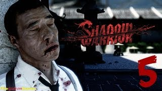 Прохождение Shadow Warrior [HD] - Часть 5 (Глава 4: