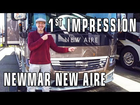 2018 Newmar New Aire - 1st Look: Space & Quality