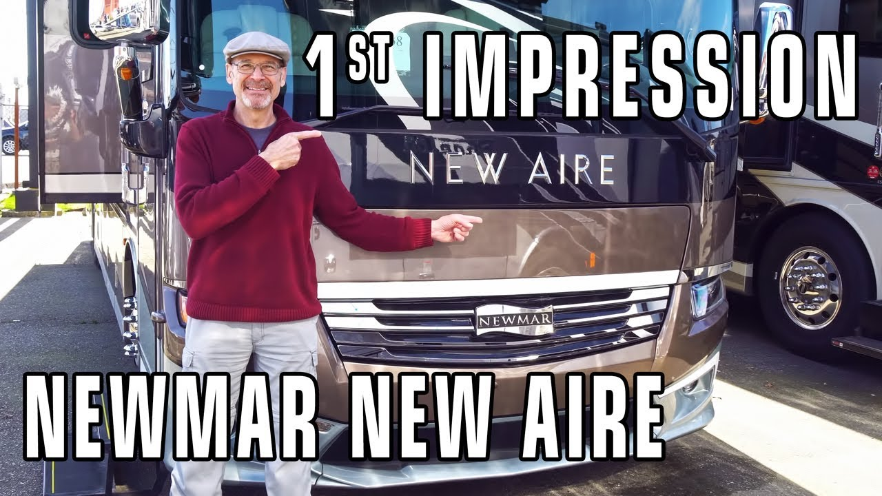 2018 Newmar New Aire - 1st Look: Space & Quality - TheRVgeeks com