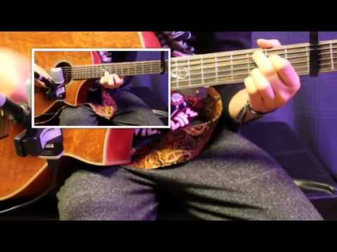 Nick Rayer - This Wild Life - History - Acoustic Instrumental Cover