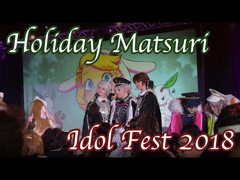 【Triad Regality】TRIGGER - Holiday Matsuri Idol Festival 2018