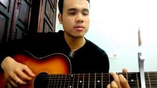 [Guitar Cover] LET ME BE THE ONE (Trọng Hiếu Idol) - Đệm hát Full Intro Hợp âm ★Tú Hoàng Guitar★