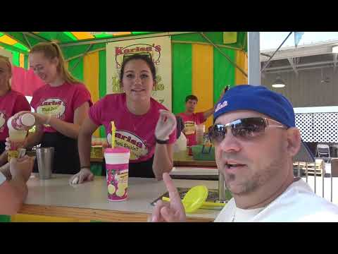 DUTCHESS COUNTY FAIR 2017 (ADVENTURES OF DADDY AND BELLA) PART I