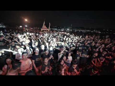 Freya At Go-jek Electric Festival Medan 2017