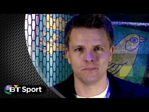 Jake Humphrey's passion for Norwich City FC | #BTSport