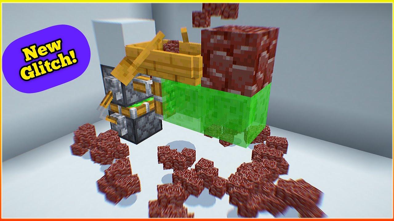 Working DUPLICATION GLITCH for Minecraft Bedrock Edition 1.17 Part 1