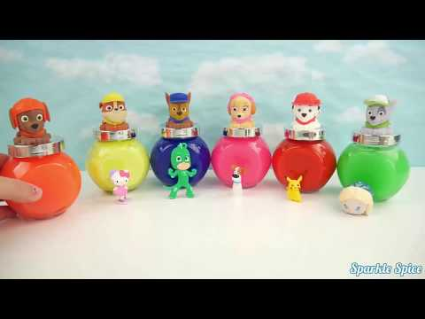 Thumbnail: Play Doh Ducks Fun and Creative for Kids Chupa Chups Candy Surprise Toys Foam Nursery Eggs Videos
