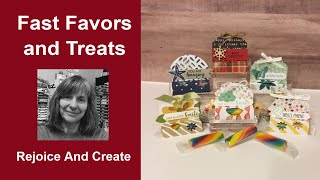 Fast Party Favors and Treats!  RAKs!  Pick-me-up for friends, coworkers, nursing home residents, ...